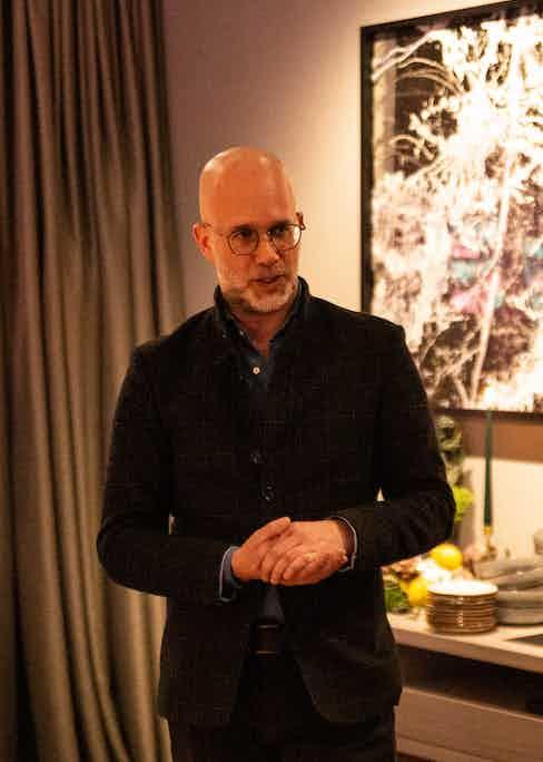 Michael Friedman, the Audemars Piguet Head of Complications.