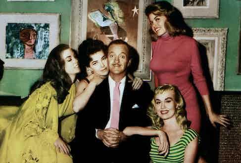 David Niven Ask Any Girl (1959)