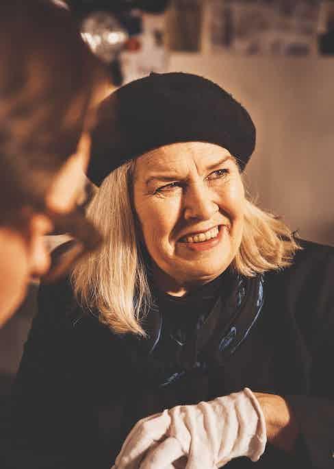 Eon Productions Archive Director Meg Simmonds.