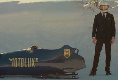 Motoluxe Unstructured Suit & Bobsled 2.
