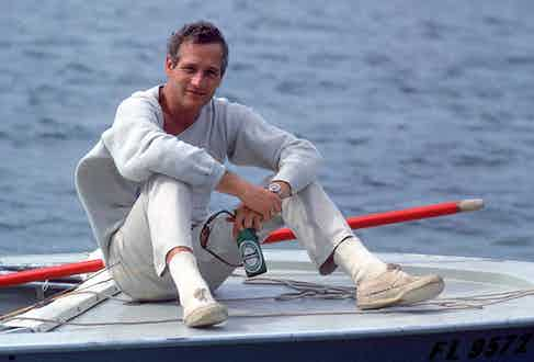 Paul Newman. Mark Kauffman/Time & Life Pictures/Getty Images