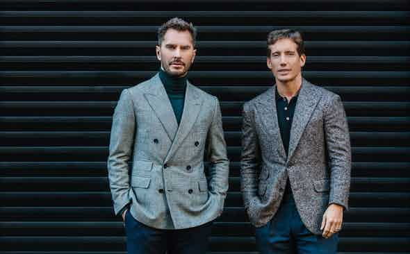 Thom Sweeney donates Bespoke suit to Revolution x The Rake Covid-19 Solidarity Auction