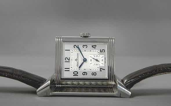 Unrivaled Dress Watch: The Reverso