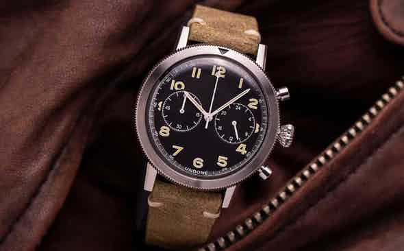 Available Now: USD289 Type 20 Classic Flyback Chronograph