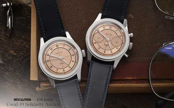 Donations from #WatchFam for Covid-19 Solidarity Auction
