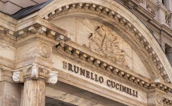 Brunello Cucinelli opens up impressive Store on New Bond Street