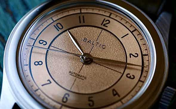 Reader Donates Baltic x Worn & Wound Watch for Revolution x The Rake Covid-19 Solidarity Auction