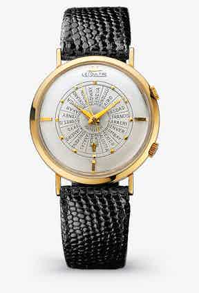 The Memovox World Time