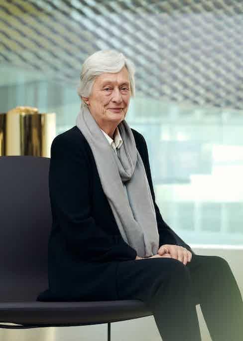 the brand's eponym and Chairwoman, Jasmine Audemars