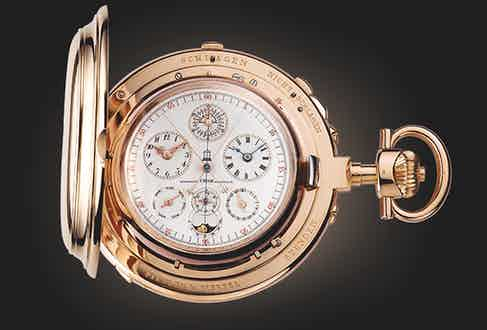 the Universelle, Audemars Piguet's most complicated creation