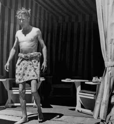 The Duke of Windsor on the Riviera (Photo by John Swope/The LIFE Images Collection/Getty Images)