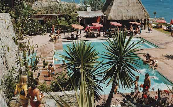 LA VIDA BELLA: The Marbella Club