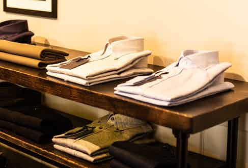 Thom Sweeney are currently operating out of their Bruton Place location