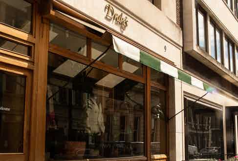 Drake's, 9 Savile Row.