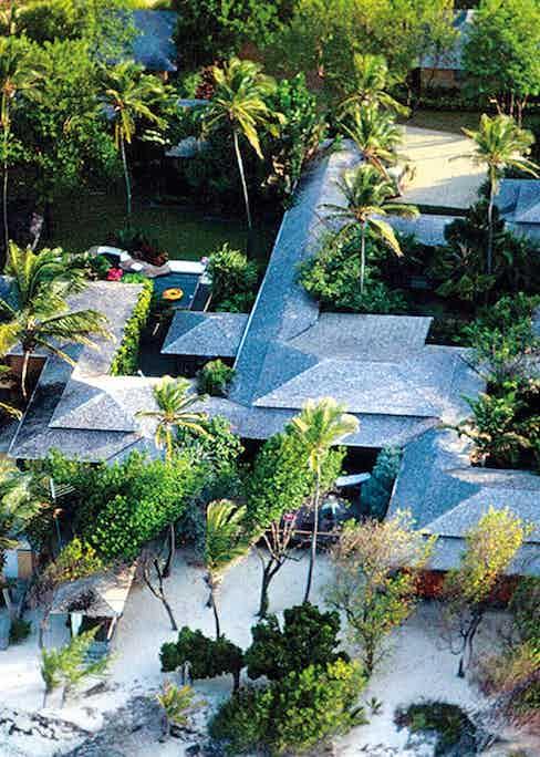 Mick Jagger's Home on the island. Photo by Schadeberg/REX/Shutterstock (310742a)
