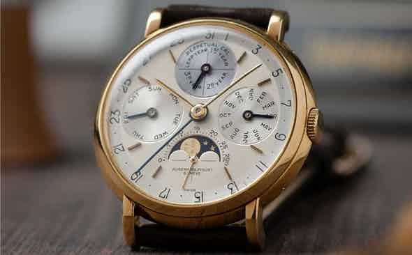The Complete History of the Audemars Piguet Perpetual Calendar