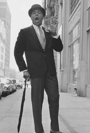 Muhammad Ali In New York (Photo by Daily Express/Hulton Archive/Getty Images)
