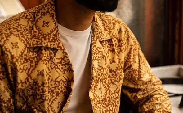 Long Live The Printed Shirt