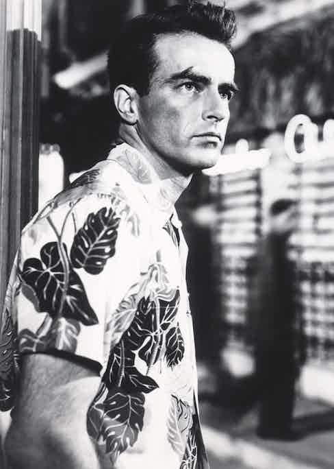 Photo by Moviestore/REX/Shutterstock (2234820e) FROM HERE TO ETERNITY (1953), Montgomery Clift From Here to Eternity - 1953