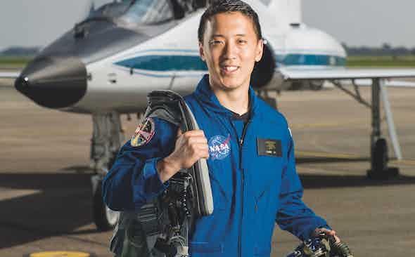 STARS, STRIPES AND SACRIFICE: DR. Jonny Kim