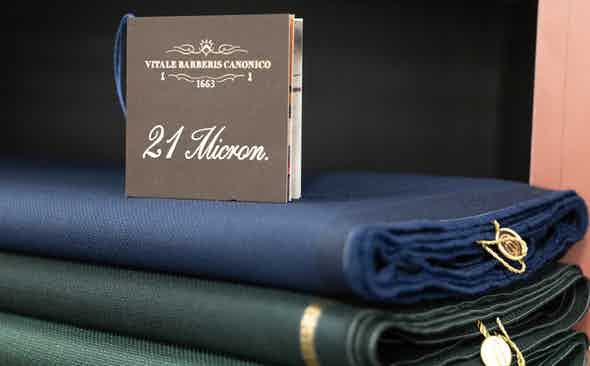 Vitale Barberis Canonico: A New Collection for Men Of The Cloth