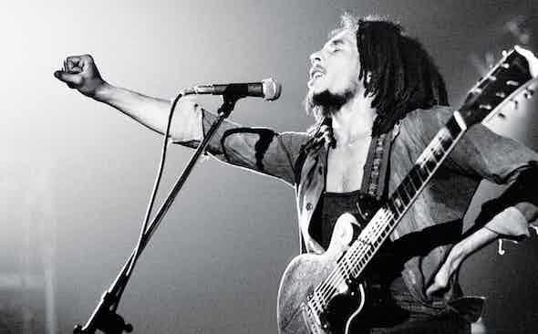 NATURAL MYSTIC: Bob Marley