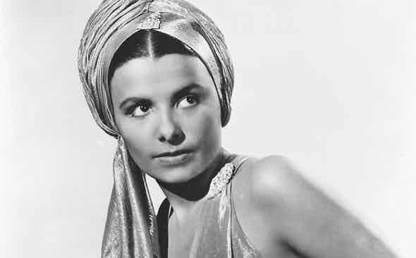 STAND UP, BE COUNTED: Lena Horne