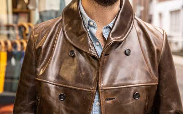 Himel Bros: Vintage Inspired Leather Jackets