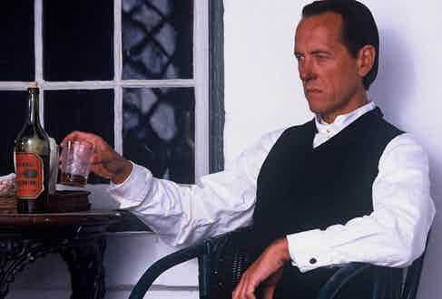 Richard E. Grant in The Story Of An African Farm, 2004 (Photo by Rodini Films/REX/Shutterstock (5876229b)