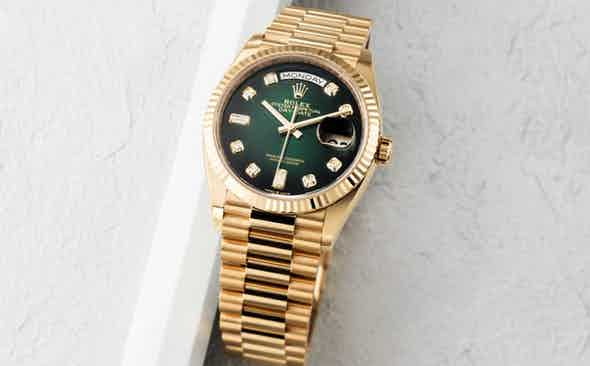 The Rolex Day-Date