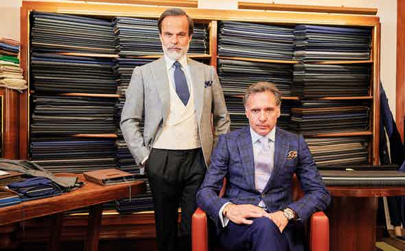 Cifonelli celebrates 140 years in the bespoke business