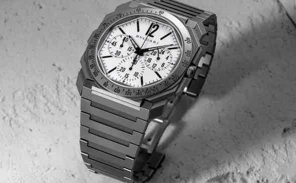 Introducing the Bvlgari Octo Finissimo Chronograph GMT for The Rake & Revolution
