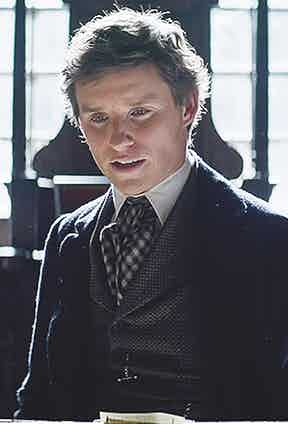 As James Glaisher in The Aeronauts (2019)