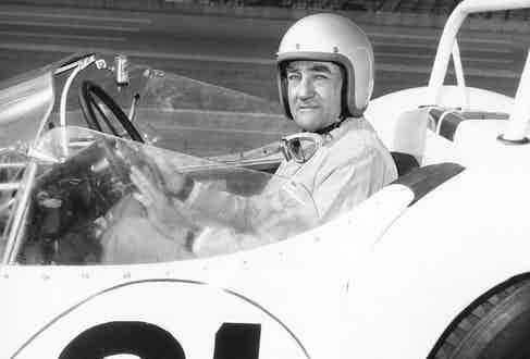 Briggs Cunningham. Photo by ISC Archives/CQ-Roll Call Group via Getty Images.