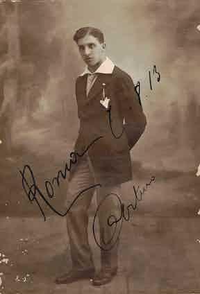 Arturo Cifonelli, 1913.