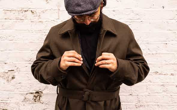 An insider guide to Caruso's AW20 outerwear