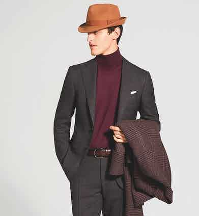 From the AW20 collection — Canali 1934 collection.