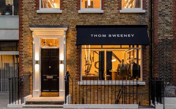 Thom Sweeney Townhouse