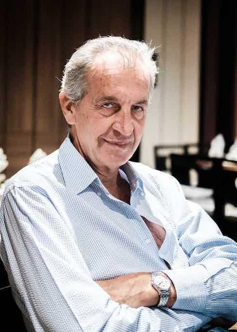 Renowned legendary Italian collector, Auro Montanari
