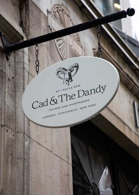 Cad and The Dandy