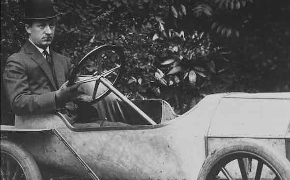 Ettore Bugatti's Motoring Legacy