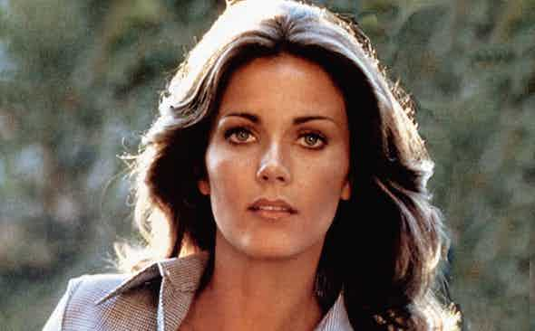 Lynda Carter: The original superheroine