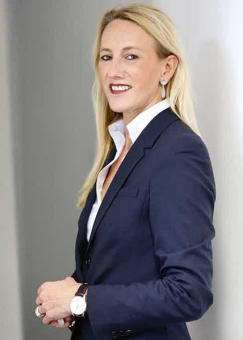 Moritz Grossman CEO Christine Hutter.