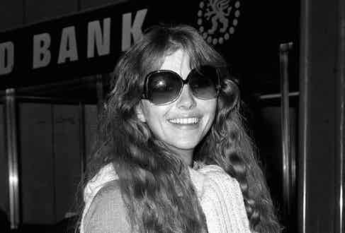 Bebe Buell (Photo via Alamy)
