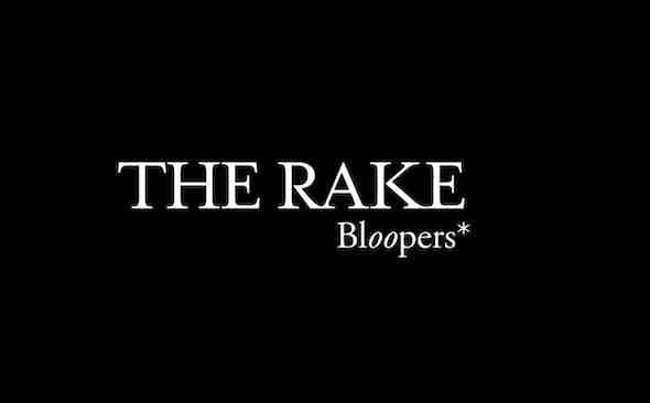 Happy New Year from The Rake