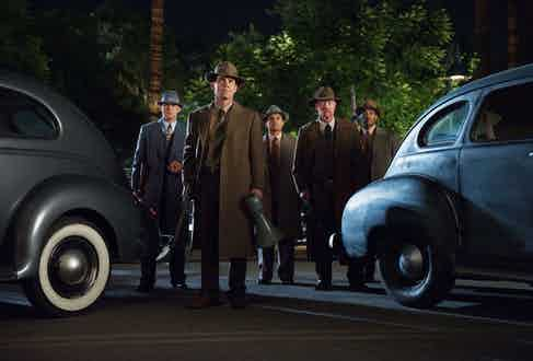 As John O'Mara in Gangster Squad (2013) Photo by Moviestore/Shutterstock (2165853d)