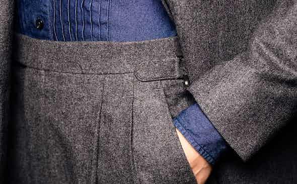 The Rake Tailored Garments: VBC Cloth Focus