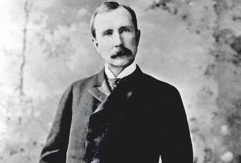 John D. Rockefeller Sr., circa 1890