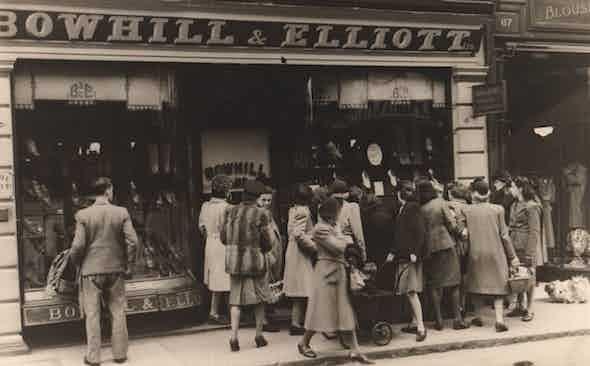 Bowhill & Elliott: The Velvet Slipper Underground