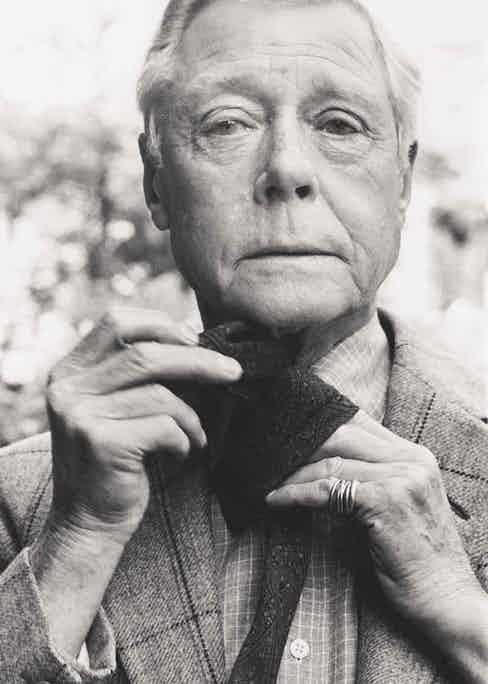 The Duke of Windsor photographed for Vogue in 1967 Photo byPatrick Lichfield/Condé Nast via Getty Images)